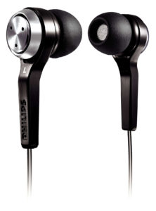 Ecouteurs intra auriculaires